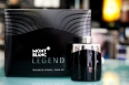 Legend for Men's – by Mont Blanc – 100 ml eau de toilette spray and after shave gel - $71.50